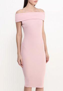 Платье City Goddess                                                                                                              розовый цвет