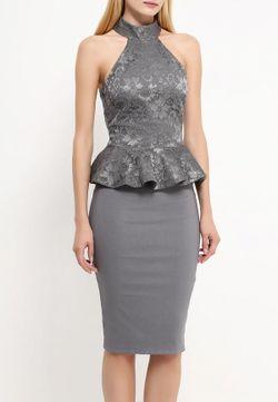 Платье City Goddess                                                                                                              серый цвет
