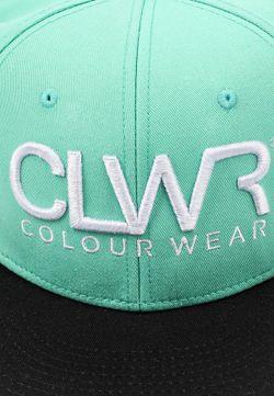 Бейсболка Clwr                                                                                                              многоцветный цвет