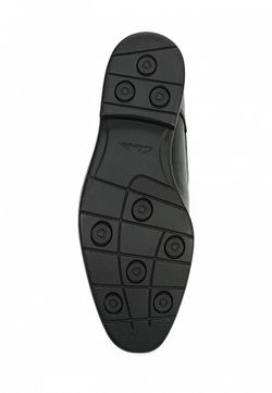 Туфли Clarks                                                                                                              чёрный цвет