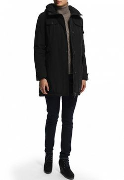 Куртка Утепленная Conver                                                                                                              чёрный цвет