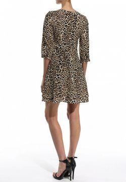 Платье Conver                                                                                                              коричневый цвет