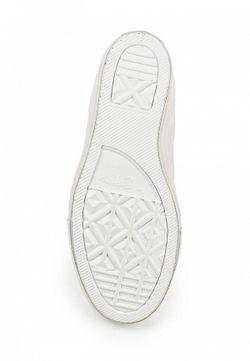 Кеды На Танкетке Converse                                                                                                              белый цвет