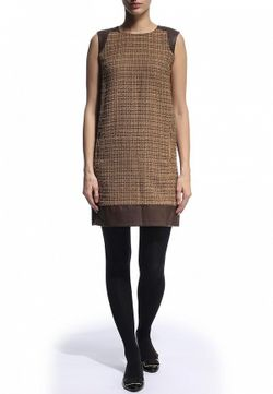 Платье Concept Club                                                                                                              коричневый цвет