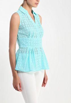 Блуза Concept Club                                                                                                              голубой цвет