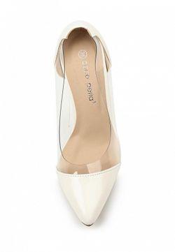 Туфли Coco Perla                                                                                                              белый цвет