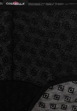 Трусы Cosabella                                                                                                              черный цвет