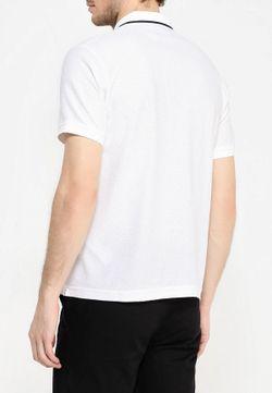 Поло Cortefiel                                                                                                              белый цвет