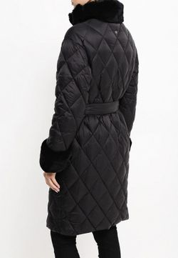 Пуховик Conso Wear                                                                                                              чёрный цвет