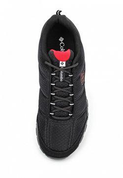 Кроссовки Columbia                                                                                                              черный цвет