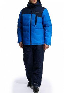Куртка Горнолыжная Columbia                                                                                                              синий цвет