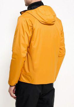 Куртка Утепленная Columbia                                                                                                              желтый цвет