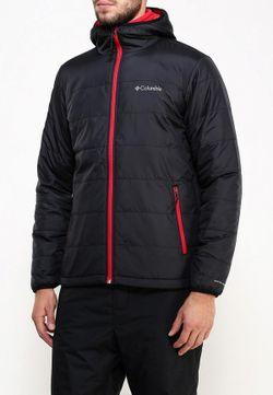 Куртка Утепленная Columbia                                                                                                              черный цвет