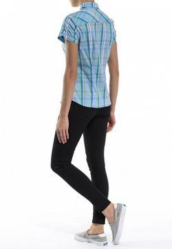 Рубашка Columbia                                                                                                              голубой цвет