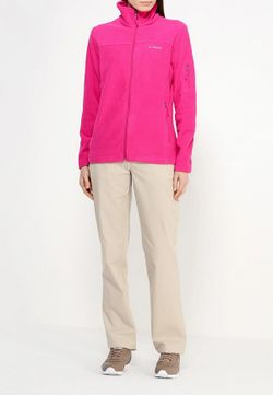 Олимпийка Columbia                                                                                                              розовый цвет