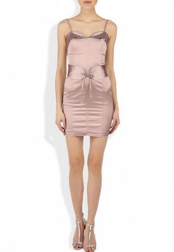 Платье Corleone                                                                                                              бежевый цвет