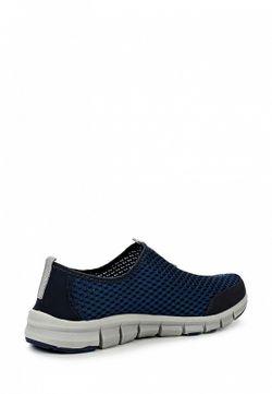 Кроссовки Crosby                                                                                                              синий цвет
