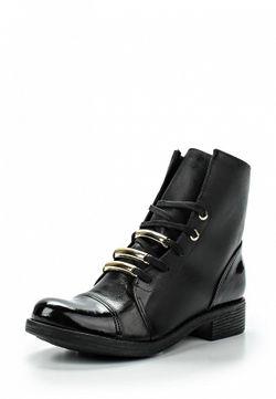 Ботинки Cravo & Canela                                                                                                              чёрный цвет