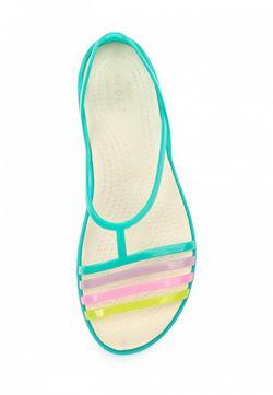 Сандалии Crocs                                                                                                              многоцветный цвет