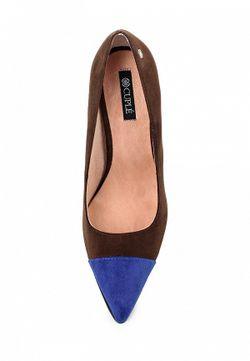 Туфли Cuple                                                                                                              многоцветный цвет