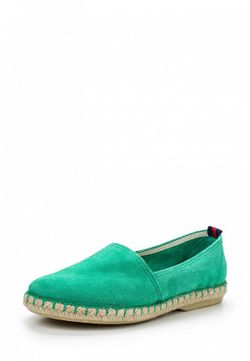 Эспадрильи Dali                                                                                                              зелёный цвет
