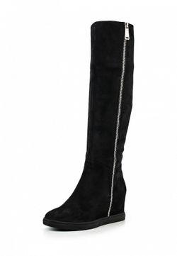 Ботфорты Dali                                                                                                              чёрный цвет