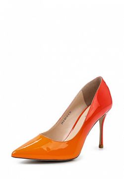 Туфли Dali                                                                                                              оранжевый цвет