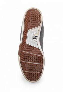 Кеды Dc Shoes Dcshoes                                                                                                              серый цвет