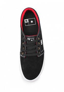 Кеды Dc Shoes Dcshoes                                                                                                              черный цвет