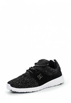 Кроссовки Dc Shoes Dcshoes                                                                                                              черный цвет