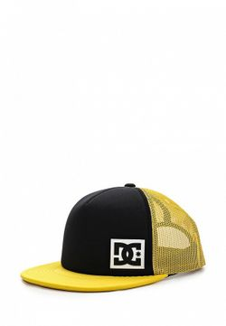 Бейсболка Dcshoes                                                                                                              желтый цвет