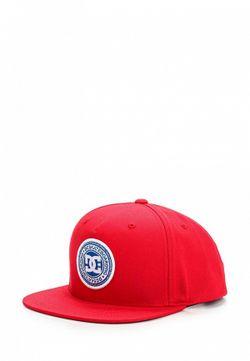 Бейсболка Dc Shoes Dcshoes                                                                                                              красный цвет