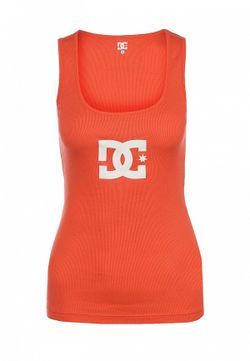 Майка Dc Shoes Dcshoes                                                                                                              оранжевый цвет