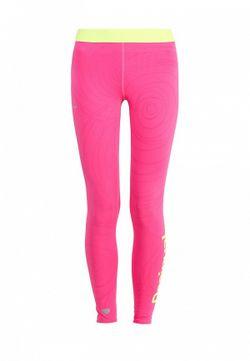 Леггинсы Desigual                                                                                                              розовый цвет