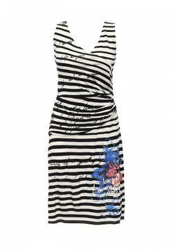 Платье Desigual                                                                                                              многоцветный цвет