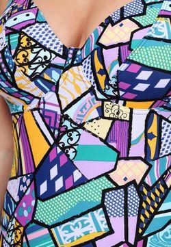 Купальник Delice                                                                                                              многоцветный цвет