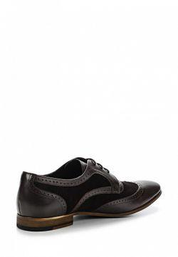 Туфли Dino Ricci                                                                                                              коричневый цвет