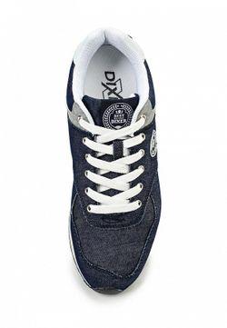 Кроссовки Dixer                                                                                                              синий цвет