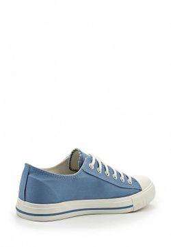 Кеды Dilen                                                                                                              голубой цвет