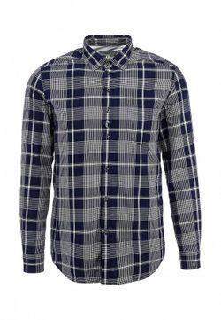 Рубашка Diesel                                                                                                              синий цвет