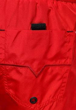 Шорты Для Плавания Diesel                                                                                                              красный цвет