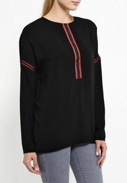 Блуза Diesel                                                                                                              чёрный цвет