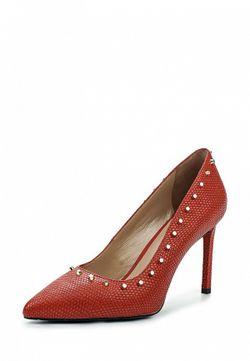 Туфли DKNY                                                                                                              красный цвет