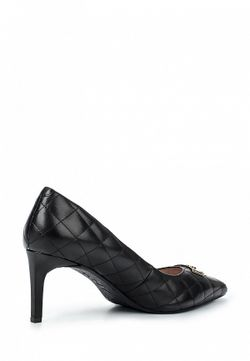 Туфли DKNY                                                                                                              черный цвет