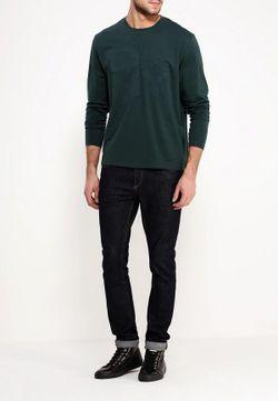 Лонгслив DKNY                                                                                                              зелёный цвет