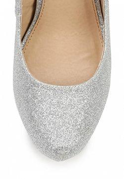 Туфли Dorothy Perkins                                                                                                              Серебряный цвет