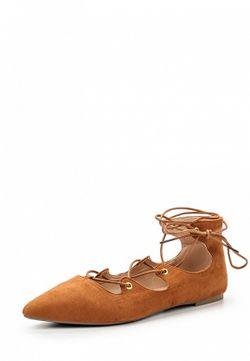 Туфли Dorothy Perkins                                                                                                              коричневый цвет