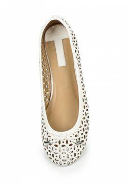 Балетки Dorothy Perkins                                                                                                              белый цвет