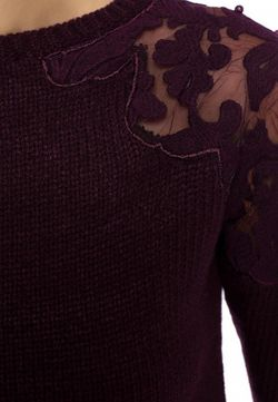Джемпер Dorothy Perkins                                                                                                              фиолетовый цвет