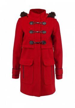 Пальто Dorothy Perkins                                                                                                              красный цвет